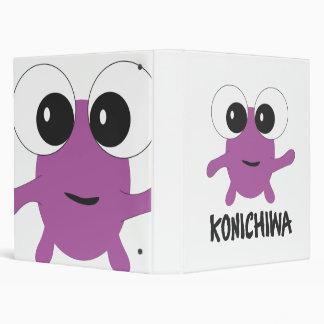 """Púrpura de Konichiwa Carpeta 1"""""""