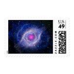 Púrpura de la NASA de la nebulosa de la hélice Franqueo
