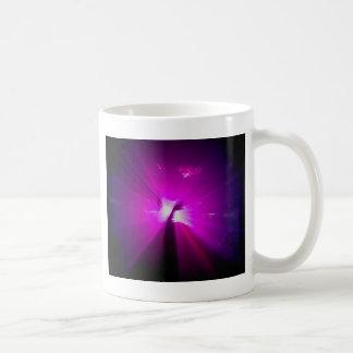 Púrpura de Lazerz Taza De Café