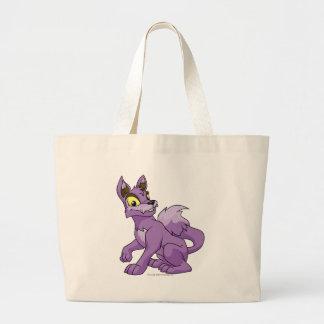 Púrpura de Lupe Bolsa De Mano