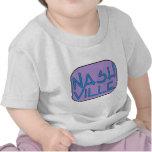 Púrpura de Nashville Camisetas