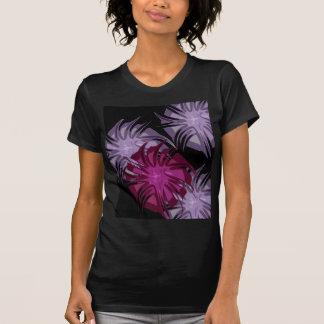 Púrpura de Nebulosa Camisetas