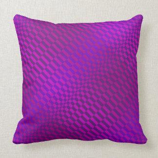 Púrpura de Rigel Cojín Decorativo