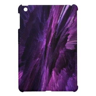 púrpura del arte de la llama,