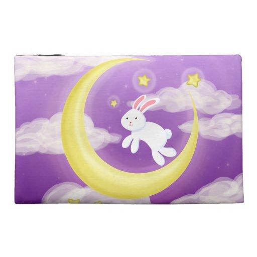 Púrpura del conejito de la luna