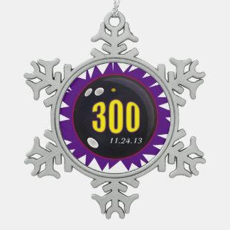Púrpura del juego perfecto 300 adornos