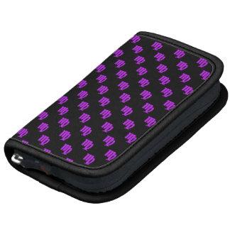 Púrpura del modelo del virgo planificadores