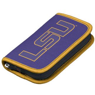 Púrpura del oro de LSU Planificadores