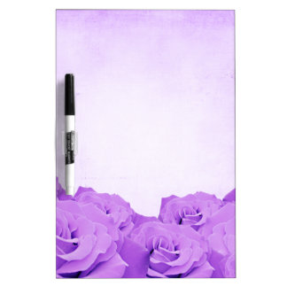 Púrpura del vintage subió pizarras
