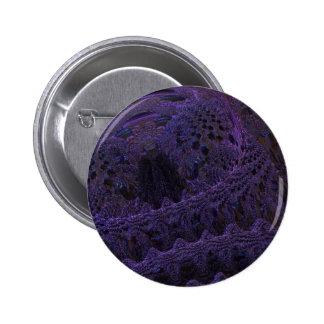 púrpura digital de la sorpresa pins