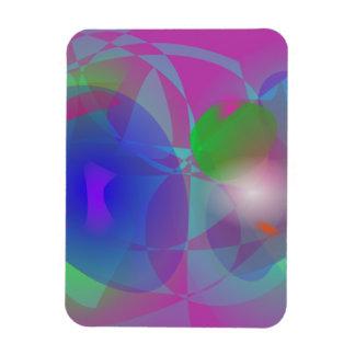 Púrpura efímera imán