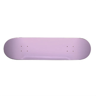 "Púrpura en colores pastel patineta 7 3/4"""