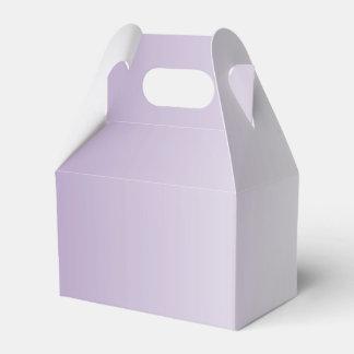 púrpura femenina elegante moderna elegante del caja para regalos de fiestas