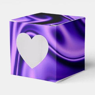 púrpura flúida art01 cajas para regalos de boda