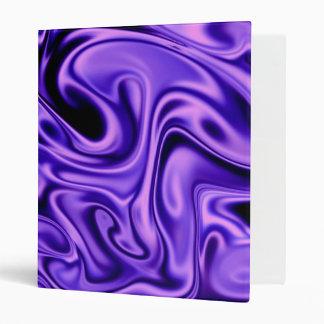 púrpura flúida del arte 01