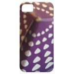 Púrpura iPhone 5 Case-Mate Carcasa