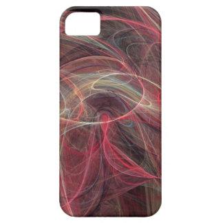 Púrpura LOCA del FOTÓN iPhone 5 Carcasa
