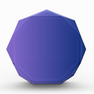 Púrpura media a la pendiente vertical azul de Cata