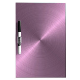 Púrpura metálica pizarras blancas de calidad
