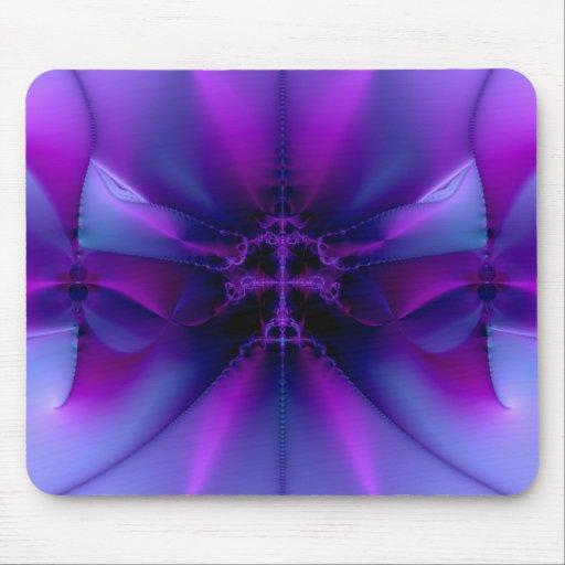 Púrpura mística alfombrillas de ratones