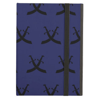 Púrpura negra de las espadas