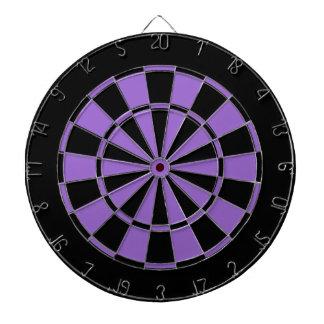 púrpura negra y violeta