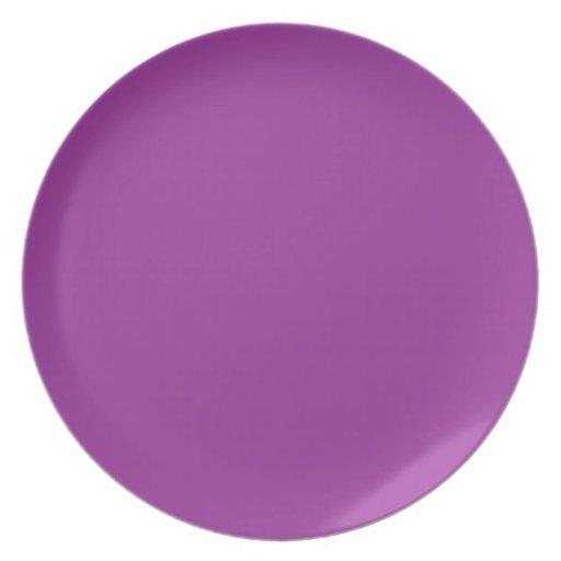 Púrpura. Placa Plato