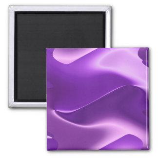 púrpura preciosa iman de frigorífico