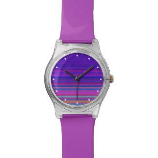 Púrpura rayada