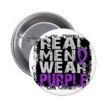 Púrpura real del desgaste de hombres de la malform pin