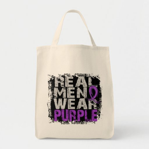 Púrpura real del desgaste de hombres del lupus bolsa