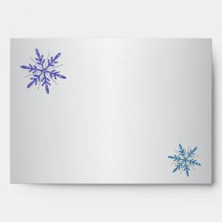 Púrpura, remite del copo de nieve A7 del brillo de