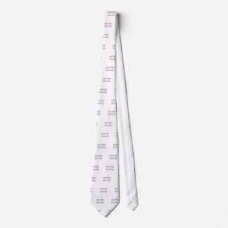Púrpura sucia del tren corbata personalizada