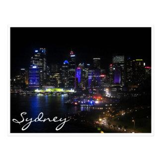 púrpura viva de Sydney Postal