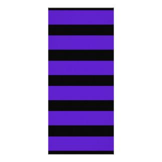 Púrpura y cosas adaptables del diseño de la raya n diseños de tarjetas publicitarias