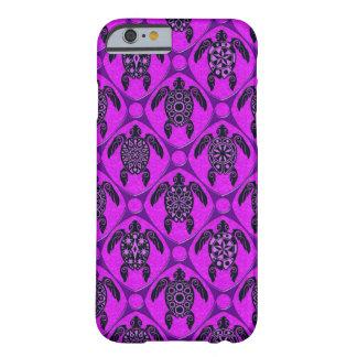 Púrpura y modelo de la tortuga del Mar Negro