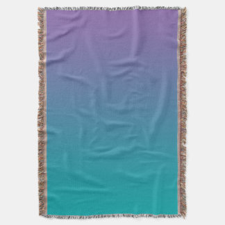 Púrpura y trullo manta