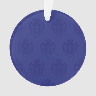 Púrpuras del escudo de la familia