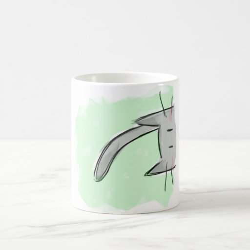 Purr by Monsterize Classic White Coffee Mug