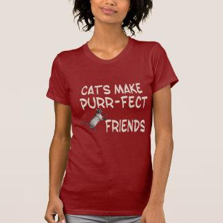 Purr-fect Friends T Shirt