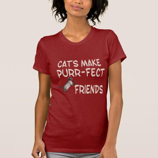 Purr-fect Friends T-Shirt