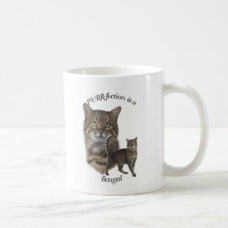 PURR-fection Bengal Coffee Mug