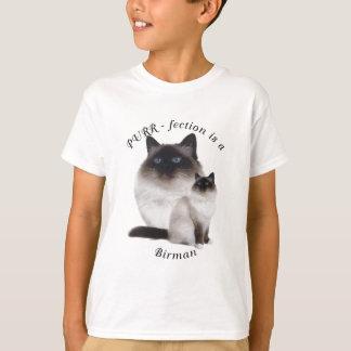 PURR-fection Birman T-Shirt