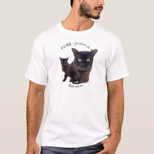 PURR-fection Brown Burmese T-Shirt