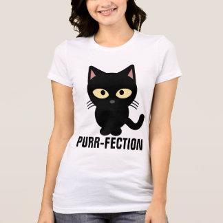 PURR-FECTION CAT T-shirts, Funny T-Shirt