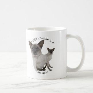 PURR-fection Lilac Point Siamese Coffee Mug