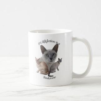 PURR-fection Tonkinese Classic White Coffee Mug