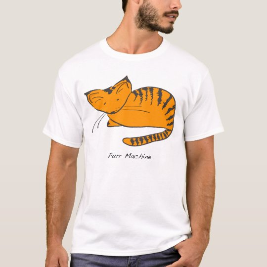 Purr Machine T-Shirt