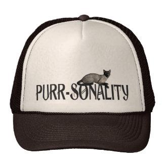 Purr-sonality Trucker Hat