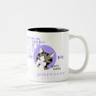 =^..^= PURRBABY american shorthair mug